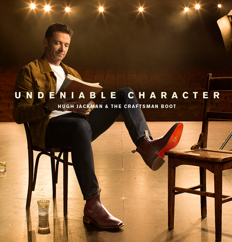 Hugh Jackman - Undeniable Character