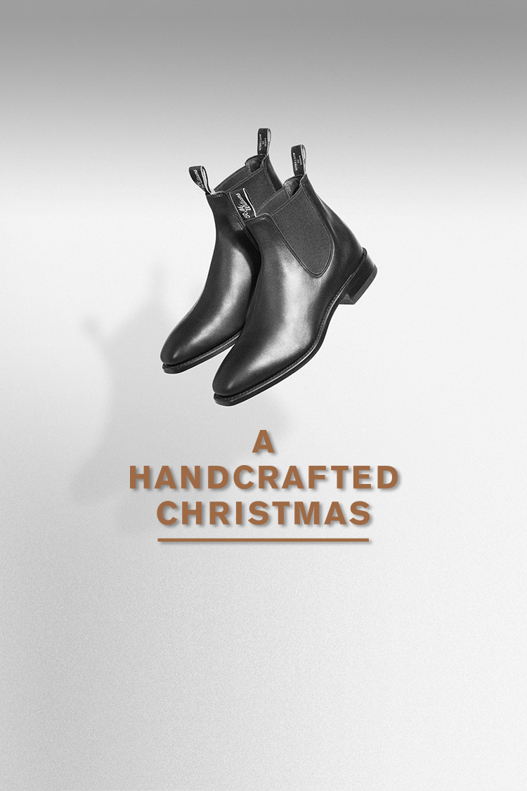 A handcrafted Christmas
