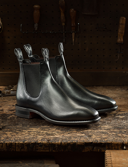 R.M.Williams handcrafted boots
