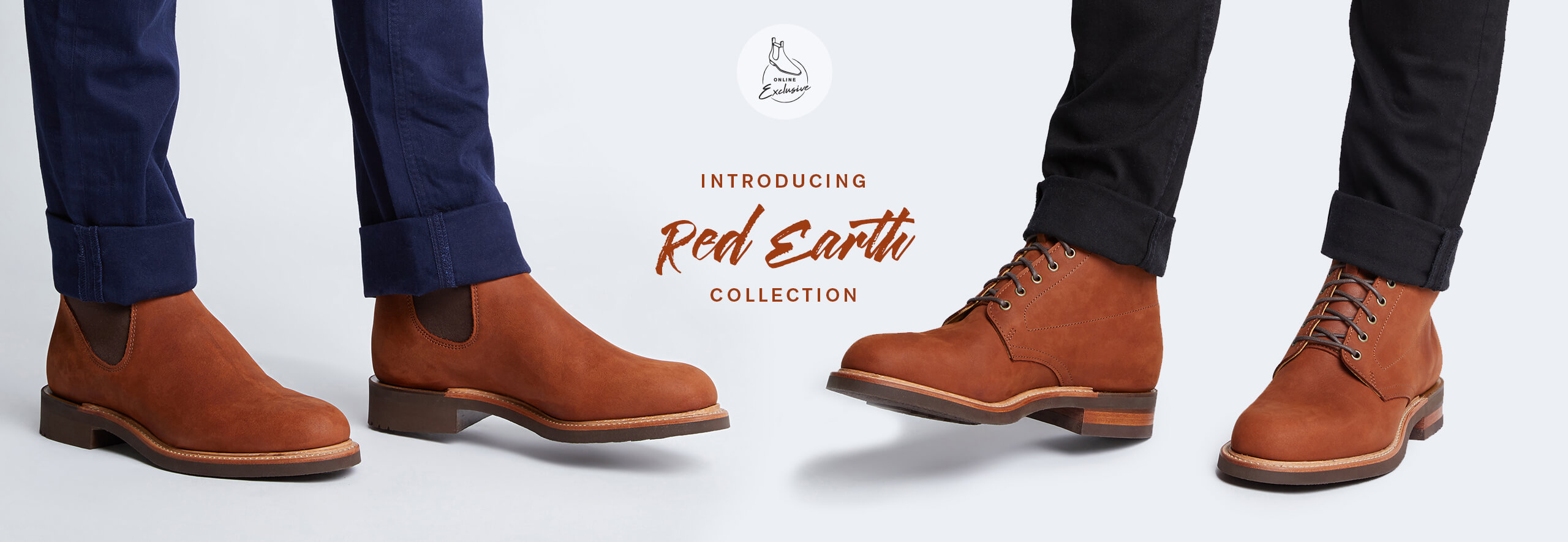 R.M.Williams Red Earth Collection