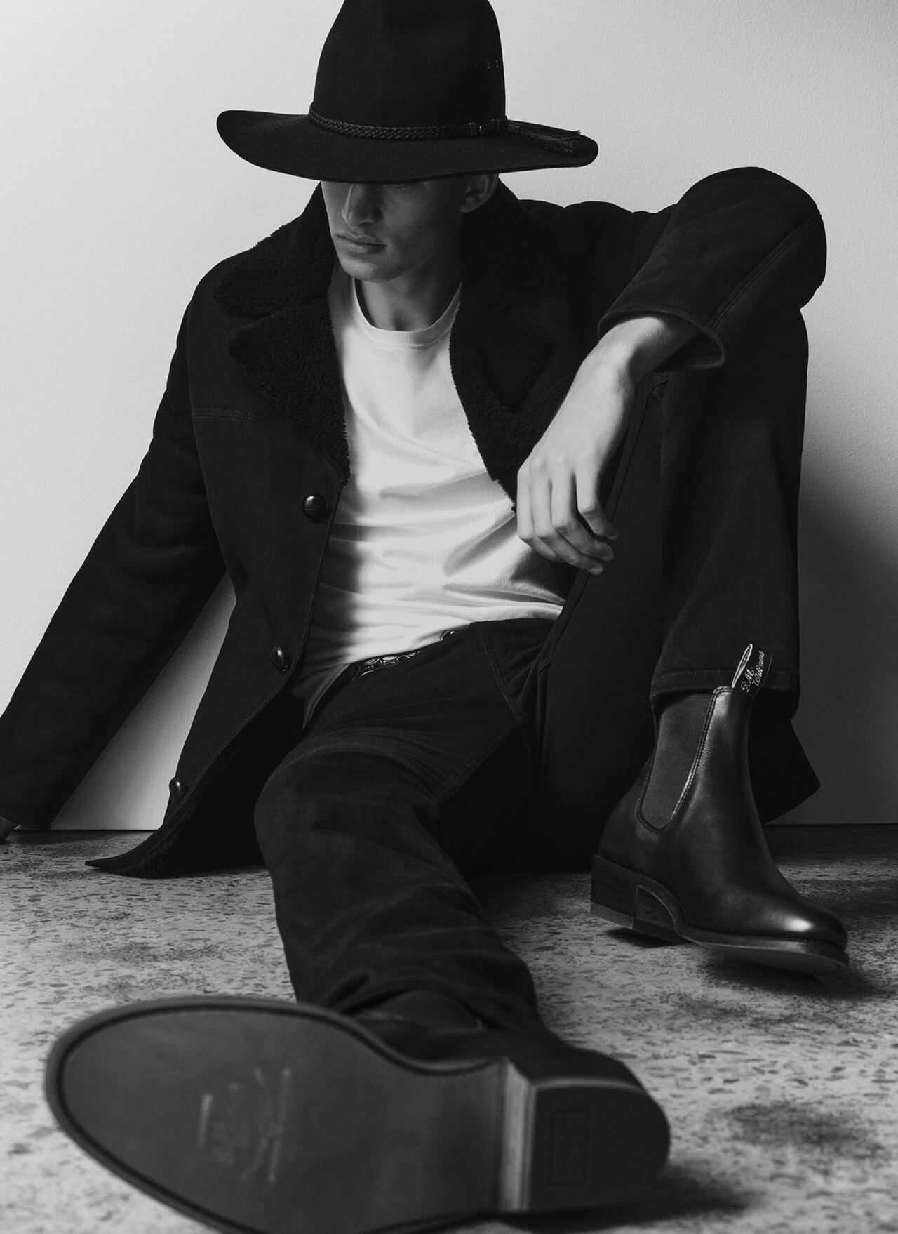 R.M.Williams Men's Handcrafted Boots Collection